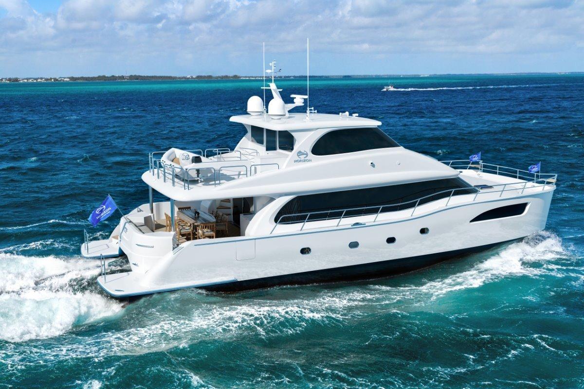 Horizon Yacht PC65