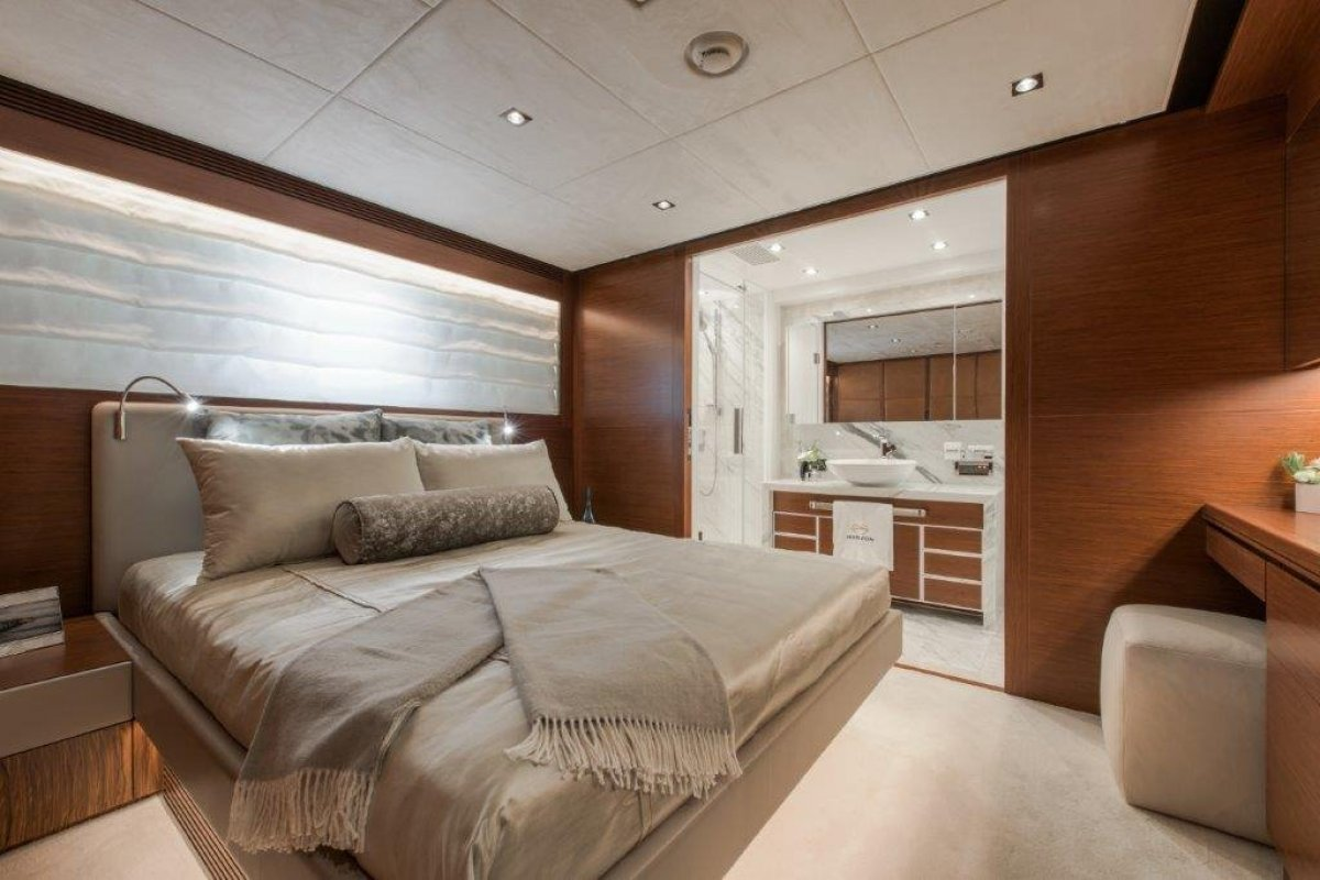 Horizon Yacht Rp110