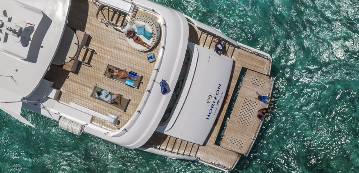 Horizon Yacht Rp120:Horizon RP120 For Sale