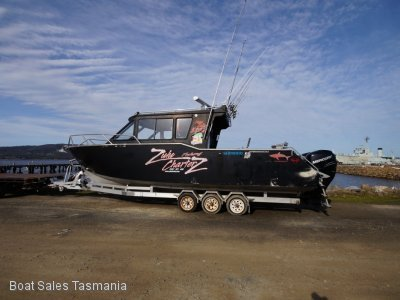 Lyndcraft 9.5 Offshore Fisher