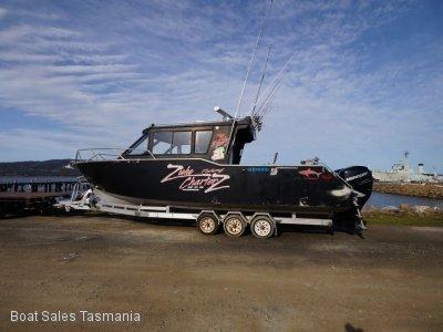 "Lyndcraft 9.5 Offshore Fisher ""Papa Zulu"""