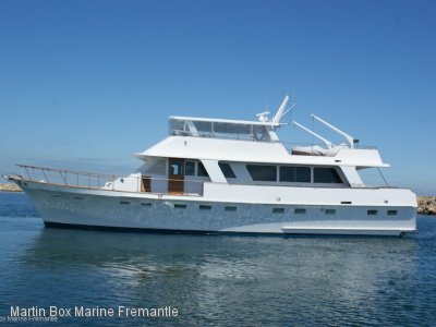 Halvorsen 70 Motor Yacht