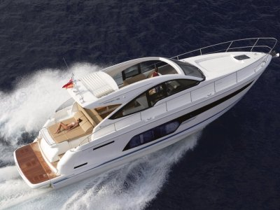 Fairline Targa 48 Open - New stock vessel arriving in December 2018