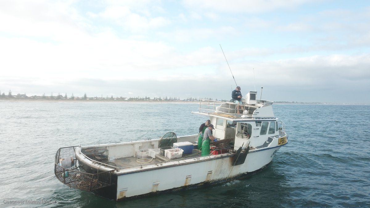 Custom Warnbro Sound Crab Fishery Permit