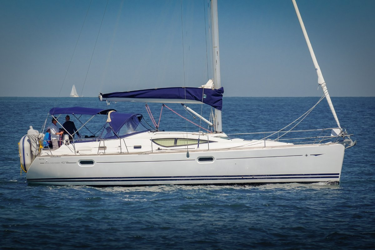 Jeanneau 42DS - SOLD.... More Boats Urgently Needed