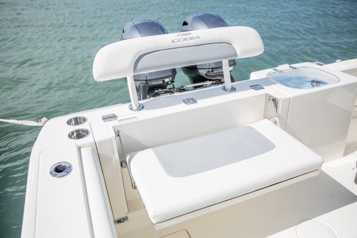 New Cobia 240 Centre Console