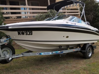 Haines Traveller TB172 Bow Rider