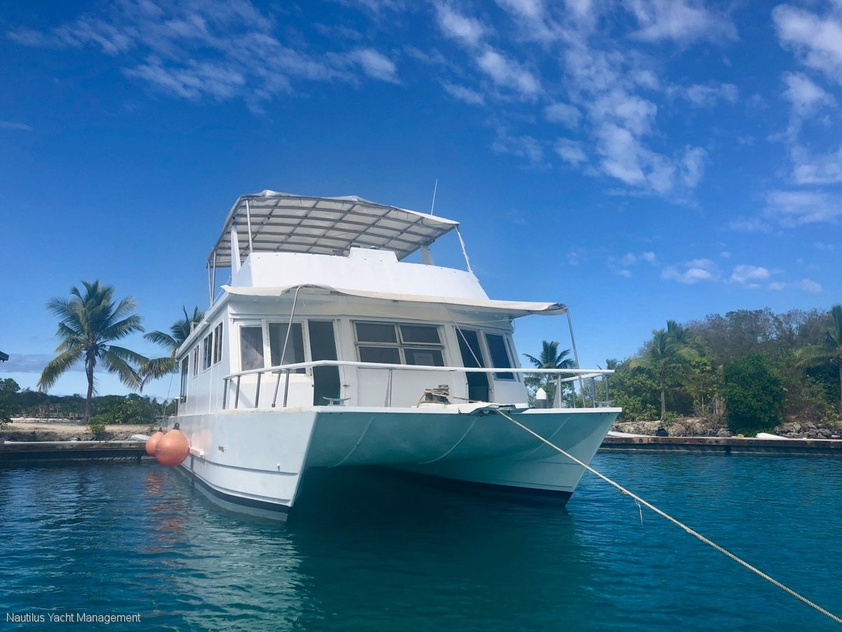 Jabiru 51 Huge volume 3 bedroom house boat with 2 X engines