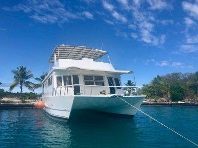 Jabiru 51 Huge volume 3 bedroom house boat with 2 X engines