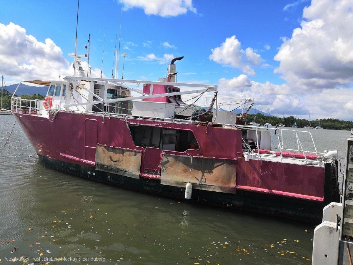 Line Fishing Vessel