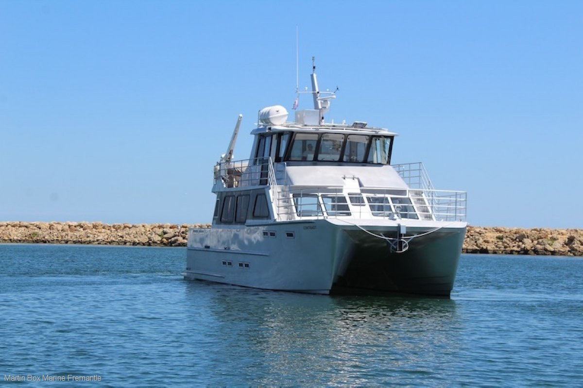 Gold Coast Ships Expedition Cat 53