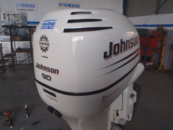 90hp JOHNSON