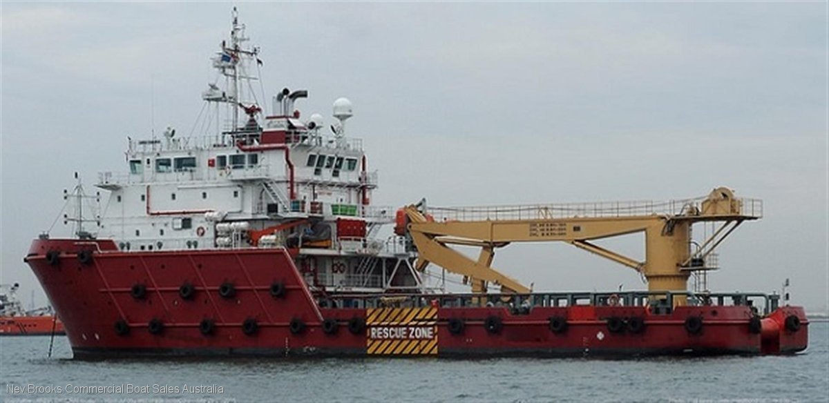 Subsea Support Vessel