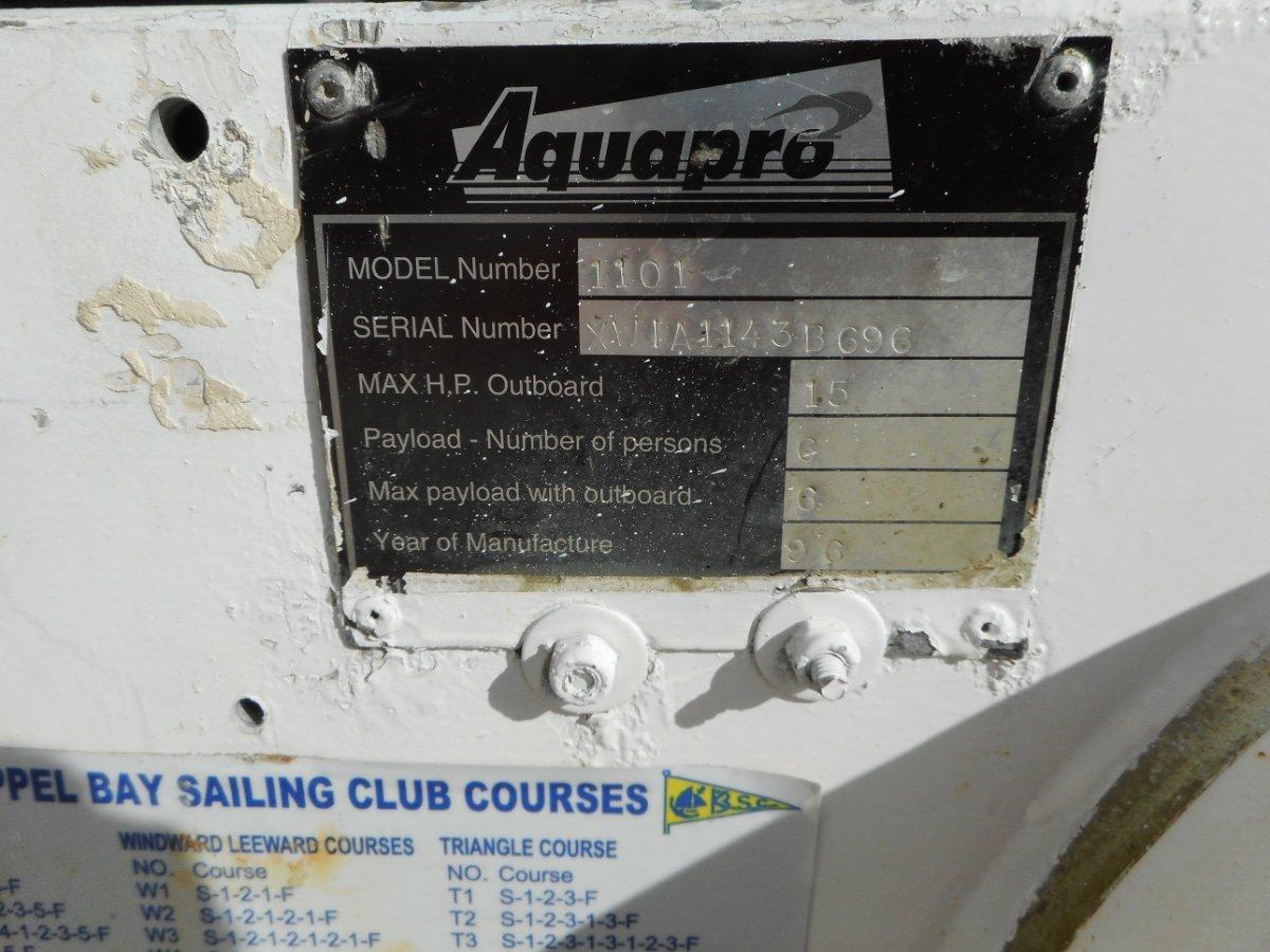 Aquapro SMR 1101