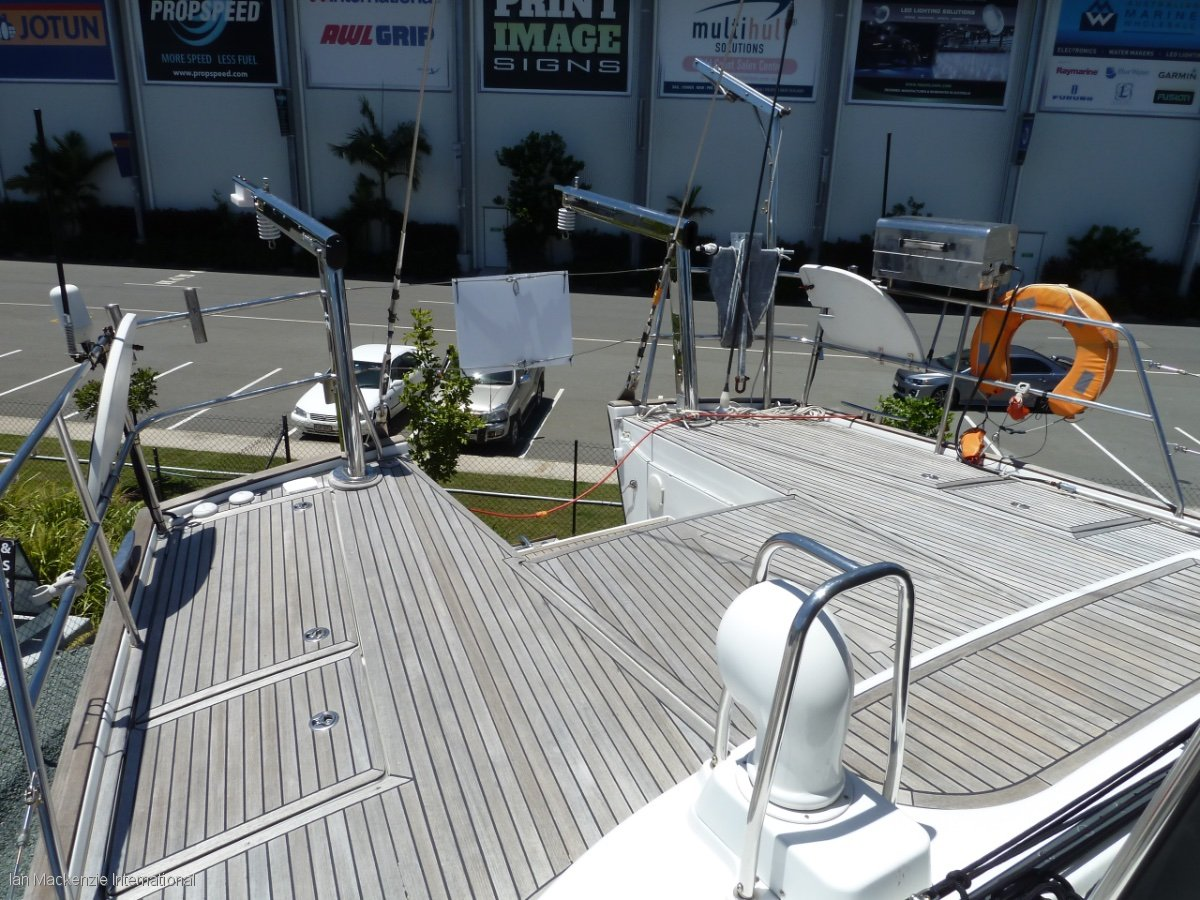 Beneteau 57 Flagship centre cockpit world cruising yacht