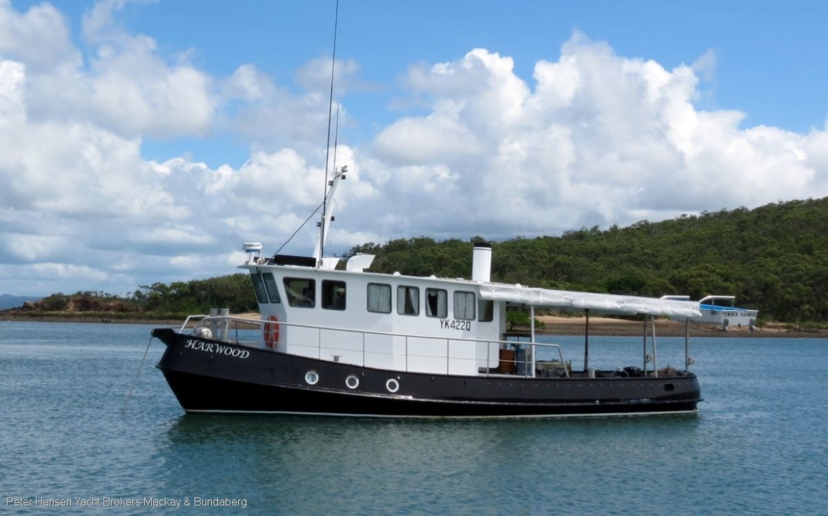 Used Converted Tug Boat for Sale | Boats For Sale | Yachthub