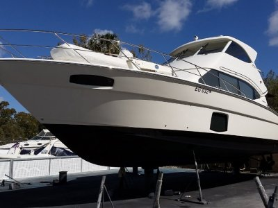 Maritimo 470 Offshore Convertible Best priced 47 enclosed f/bridge in the country