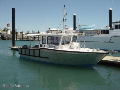Promarine 8.75 Day Boat