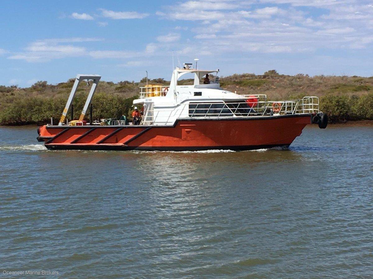 SBF Shipbuilders 20m Utility / Crew Transfer Vessel