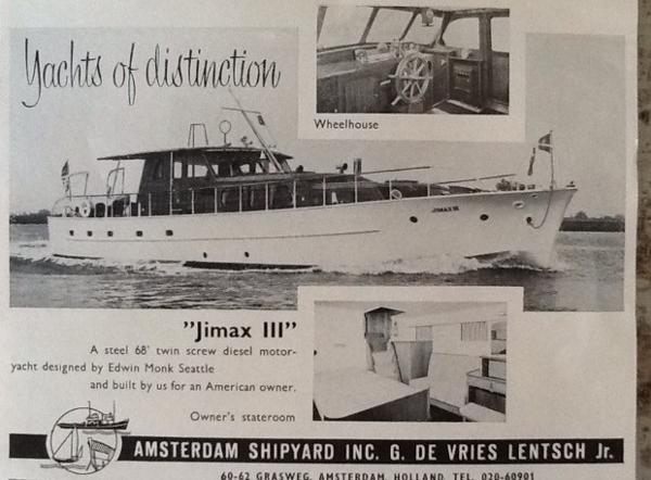 De Vries 68 Motoryacht