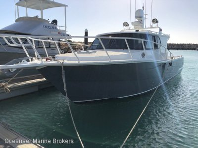 Stagg Boats 12.4m Recreational Fishing Vessel