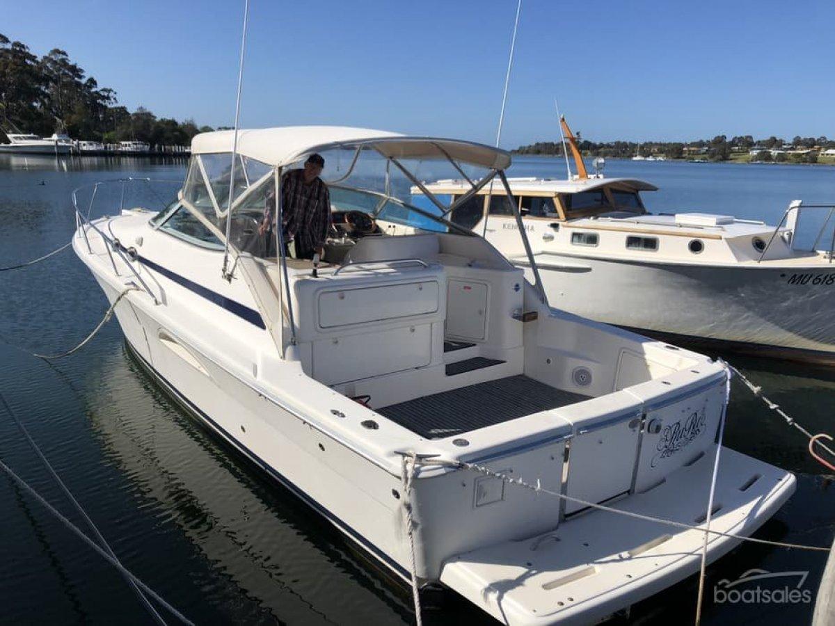 Riviera 3000 Offshore Boat Brokers of Tasmania
