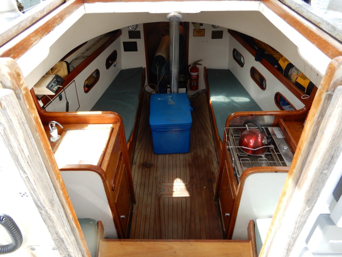 Swanson 27 GREAT SEA-BOATS, MANY UPGRADES NOW REDUCED