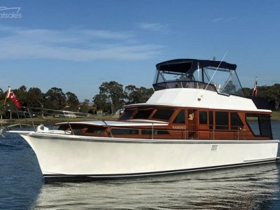 Griffin 42 Flybridge