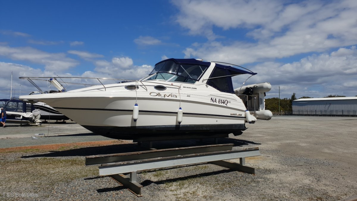 Mustang 2800 SportsCruiser Series II Reco engine only 200 hours ago.
