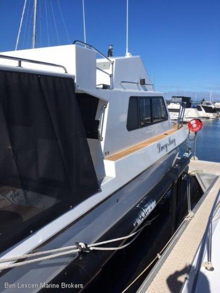 Harriscraft Catamaran 31' Catamaran