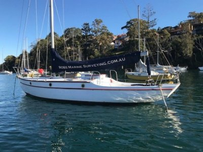 Alan Payne 34 Sloop