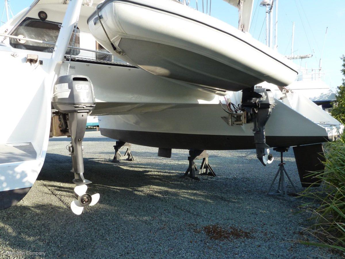 Grainger 10.2 Dagger Board Catamaran
