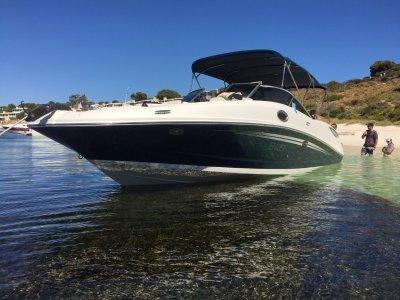 Sea Ray 300 Sundeck Bowrider Searay 300