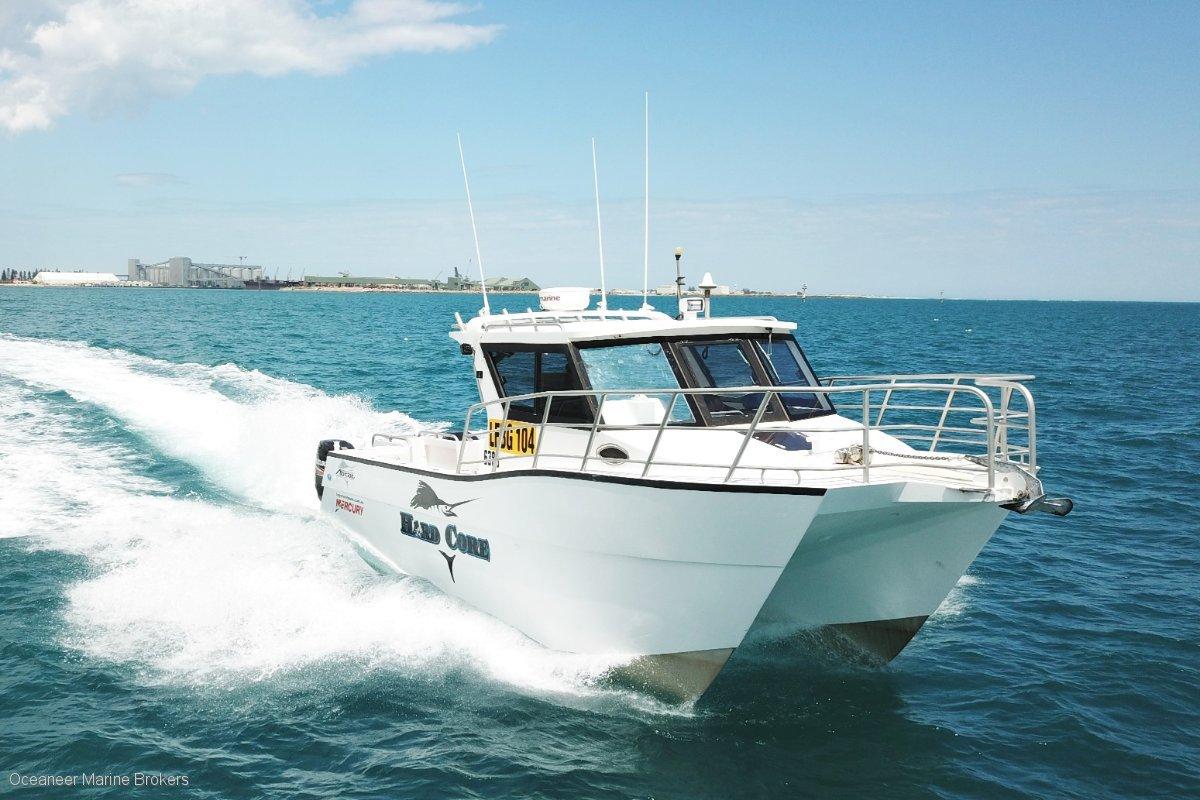 Abcat 9m Charter Catamaran