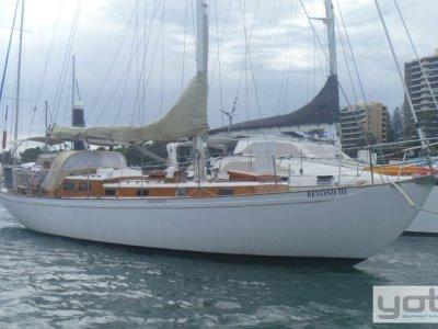 Holman 40 Bermudan Sloop
