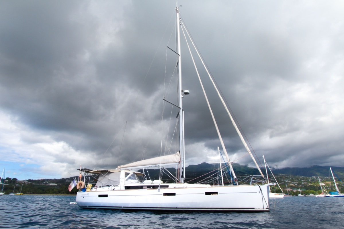 Used Beneteau Oceanis 45 For Sale Yachts For Sale Yachthub