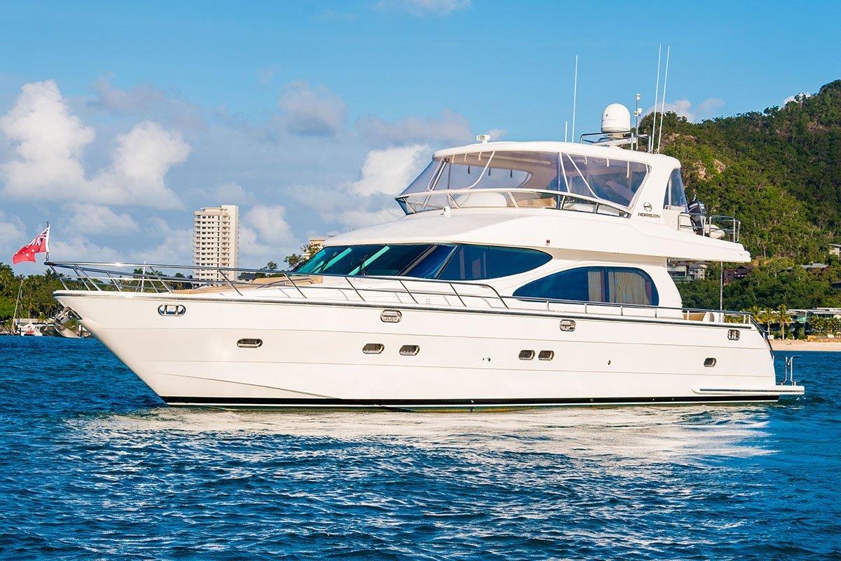 Horizon Yacht E65 2009
