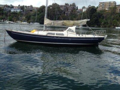 Folkboat M26