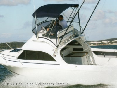 Caribbean 24 Flybridge Sports Fisherman