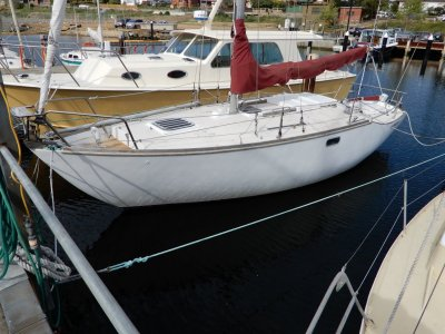 Sparkman & Stephens 25 YACHT BUILT BY LEGENDARY ATHOL WALTER