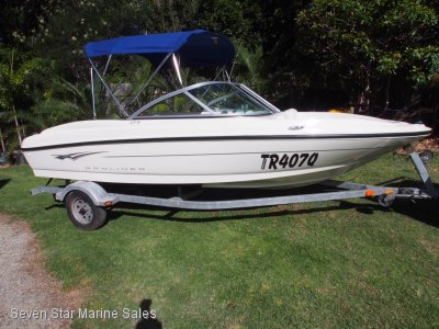 Bayliner 175 Bowrider Low Hours, Mechanic Owned Since New