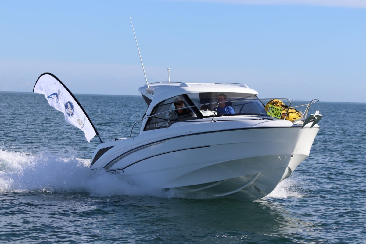 Beneteau Antares 7.0 OB NEW STOCK!!:Previous Stock Boat