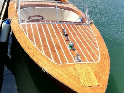 Glen L Riviera Classic Timber Runabout