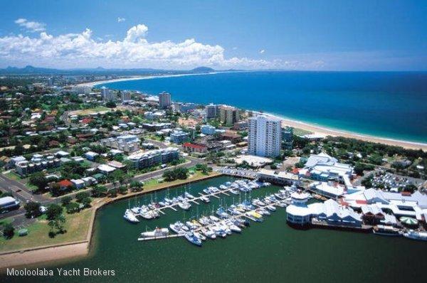 15m Marina Berth for sale at Mooloolaba Wharf Marina $35K