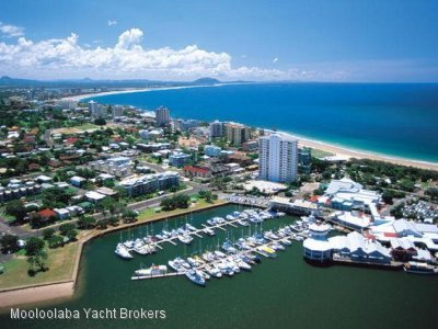 15m Marina Berth for sale at Mooloolaba Wharf Marina $35K