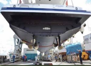 Sport Fishing Flybridge Cruiser 49