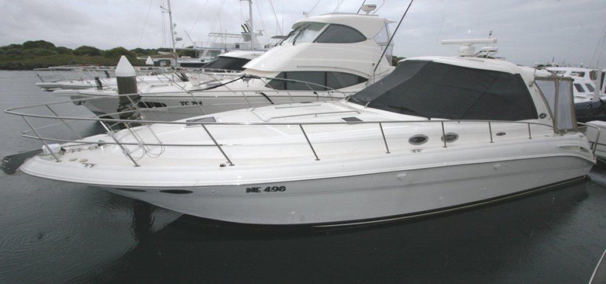 Sea Ray 410 Sundancer Sports Cruiser