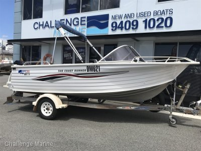 Quintrex 540 Coast Runner
