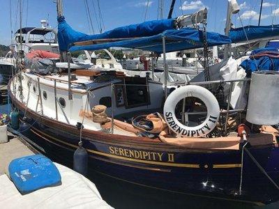 CT 34 Cruising Yacht