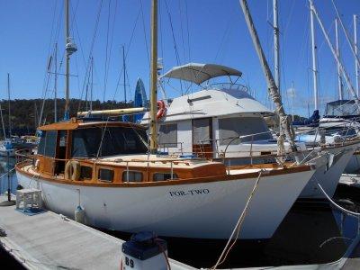 Nauticat 33 Lloyds